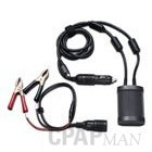 DC Power Adapter for BiPAP Pro 2, Plus, Auto, BiPAP S/T, AVAPS , Auto SV