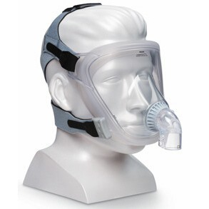 FitLife Full Face Mask with Headgear