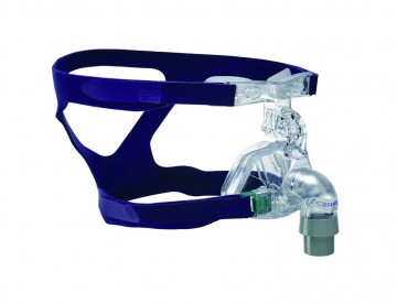 Ultra Mirage II Nasal CPAP Mask with Headgear