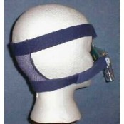 Simple Strap Headgear with 1