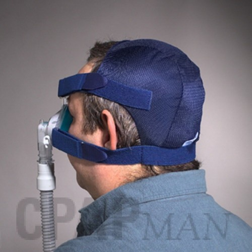 Respironics Dark Blue Mesh SoftCap