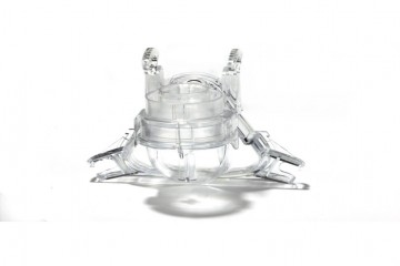 Mask Shell Assembly for Transcend CPAP Therapy System