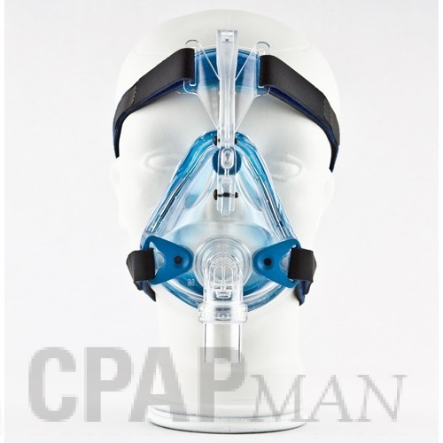 Mojo Full Face CPAP Mask with Headgear