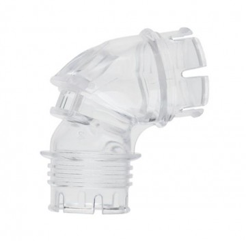 Elbow for Mirage Quattro Full Face Mask