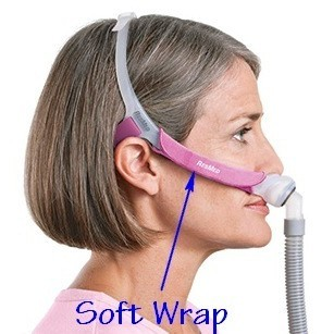 Soft Wrap for Swift FX Nasal Pillow System