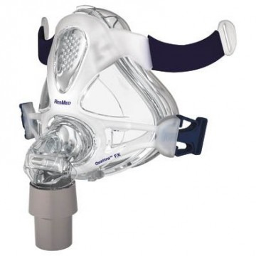 Quattro FX Full Face Mask without Headgear