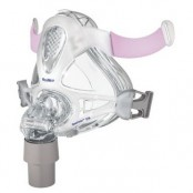 Quattro FX for Her Full Face Mask Frame System without Headgear