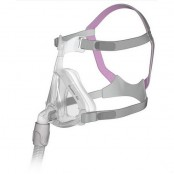 ResMed Quattro Air for Her Full Face Mask with Headgear
