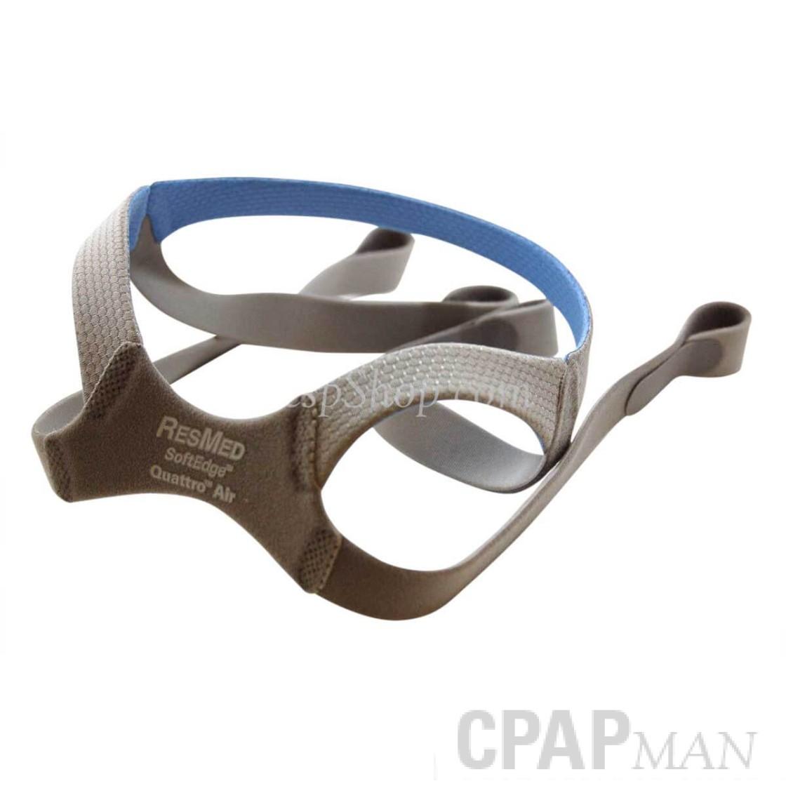 Quattro Air Full Face Mask Headgear