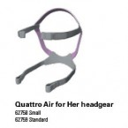 Quattro Air for Her Full Face Mask Headgear