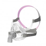 ResMed AirFit F10 for Her Full Face CPAP Mask with Headgear