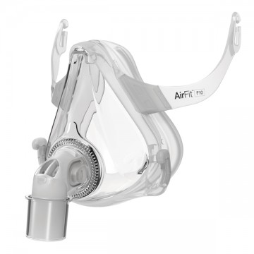 AirFit F10 Full Face CPAP Mask Frame Assembly
