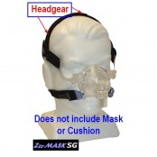 Headgear, Headgear for Nasal Zzz-Mask SG System