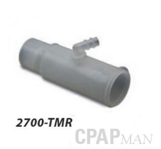 CPAP Oxygen Enrichment Adapter