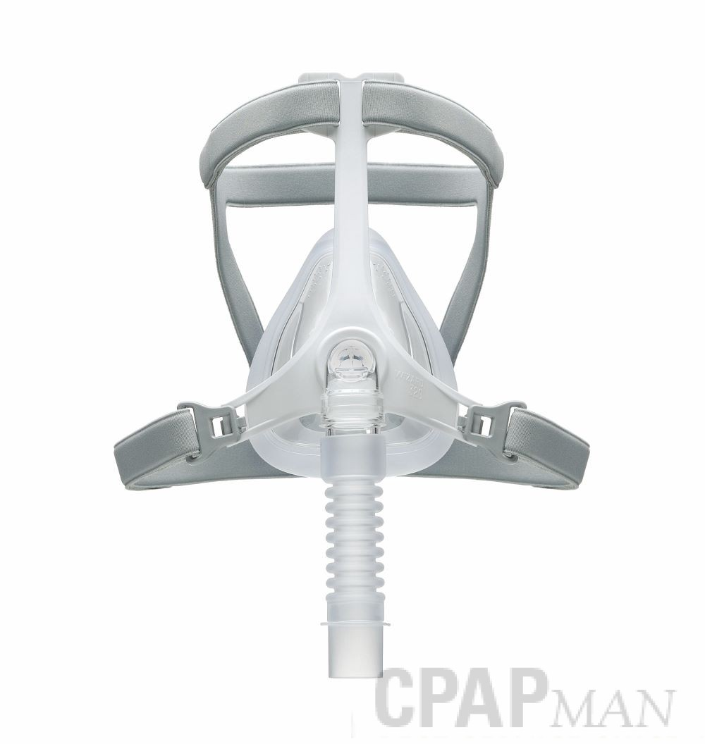 APEX Medical Wizard 320 Full Face CPAP Mask with Headgear