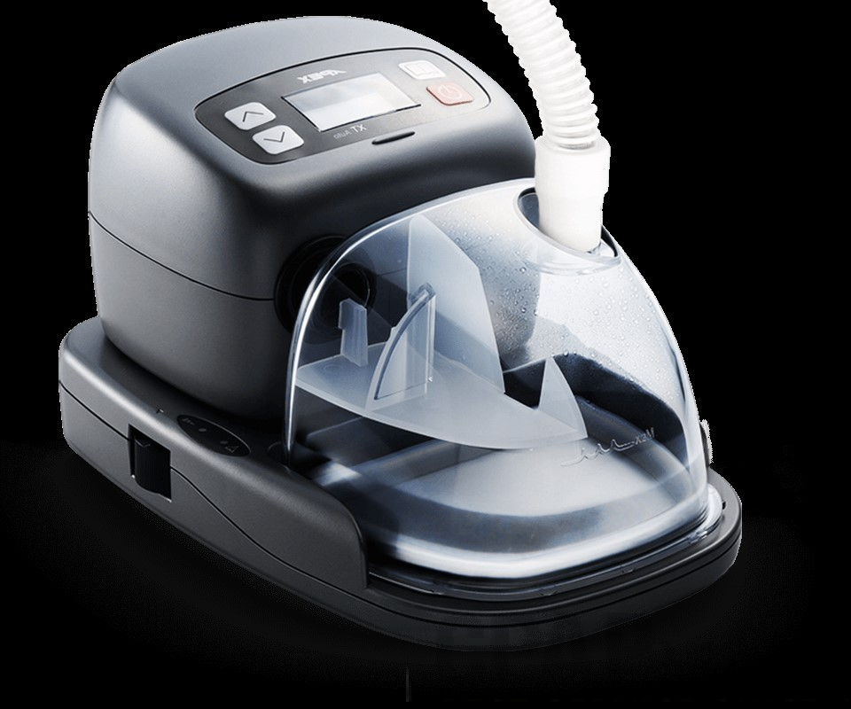 APEX Medical XT Auto Machine with Humidifier
