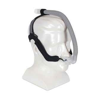Devilbiss Aloha Nasal Pillow System with Headgear