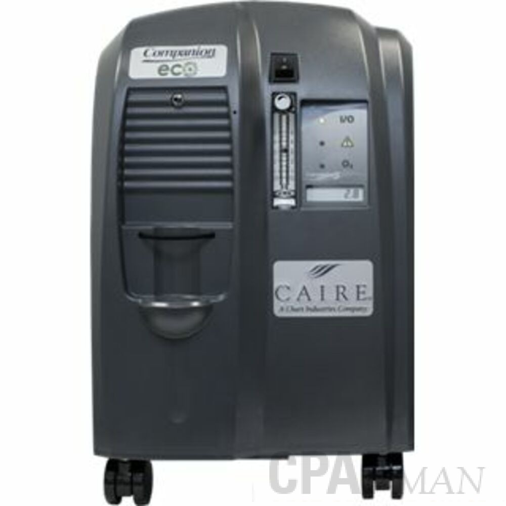 Companion 5 Home Stationary Oxygen Concentrator by Caire