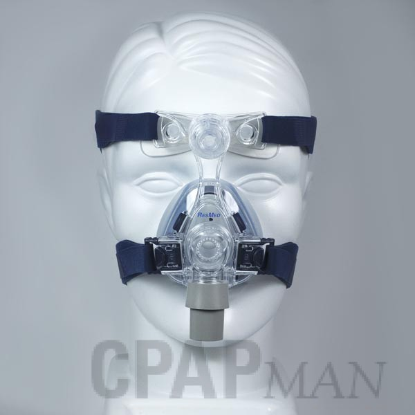 ResMed Mirage SoftGel Nasal CPAP Mask