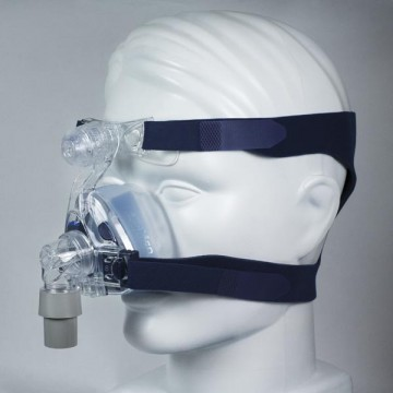 Mirage SoftGel/Mirage Activa LT Convertible Series Nasal CPAP Mask with Headgear