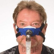 Circadiance SleepWeaver 3D Soft Cloth CPAP Mask