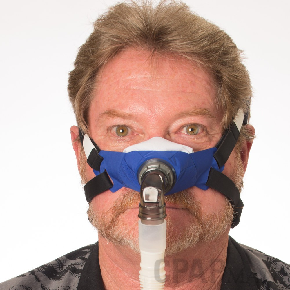 SleepWeaver 3D Soft Cloth CPAP Mask - Circadiance