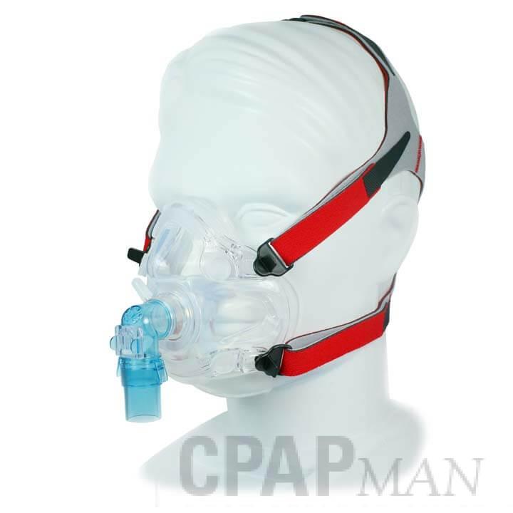 Hans Rudolph V2 Full Face CPAP Mask