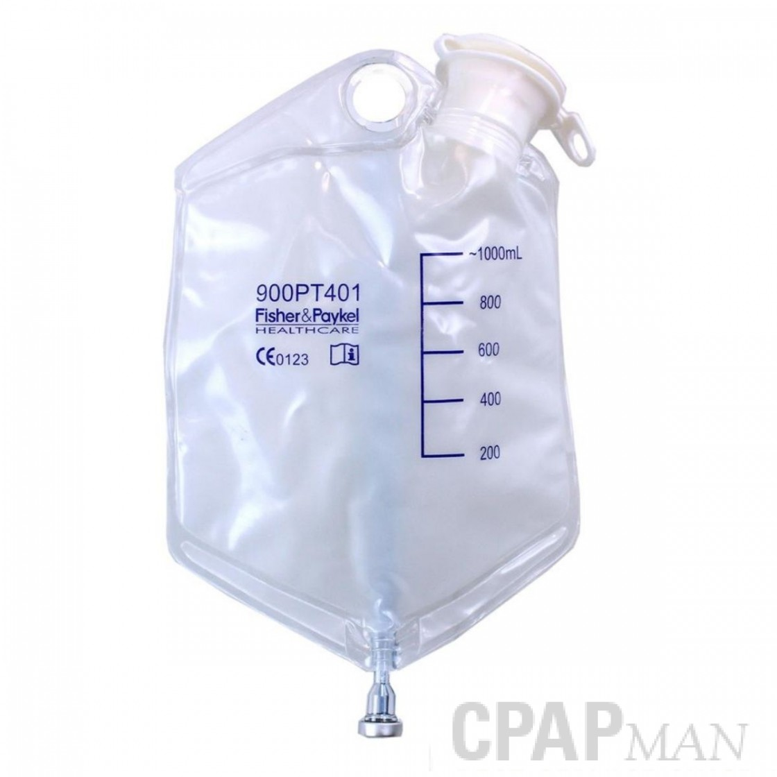Refillable Water Bag for myAirvo  2 Humidified High Flow System - Fisher & Paykel