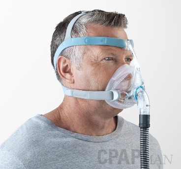 Vitera Full Face CPAP Mask by Fisher and Paykel
