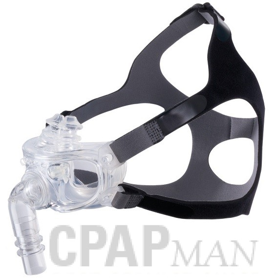 Salter Labs Hybrid Dual-Airway CPAP Mask