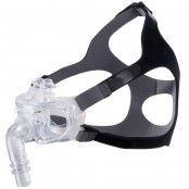 DeVilbiss Hybrid Dual-Airway with Headgear