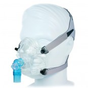 Hans Rudolph Quest CPAP Mask with Headgear