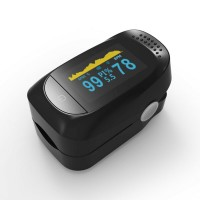 Finger Pulse Oximeter 4-Way Display and Sleep Monitor