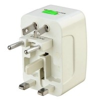 Universal World Wide Travel Adapter
