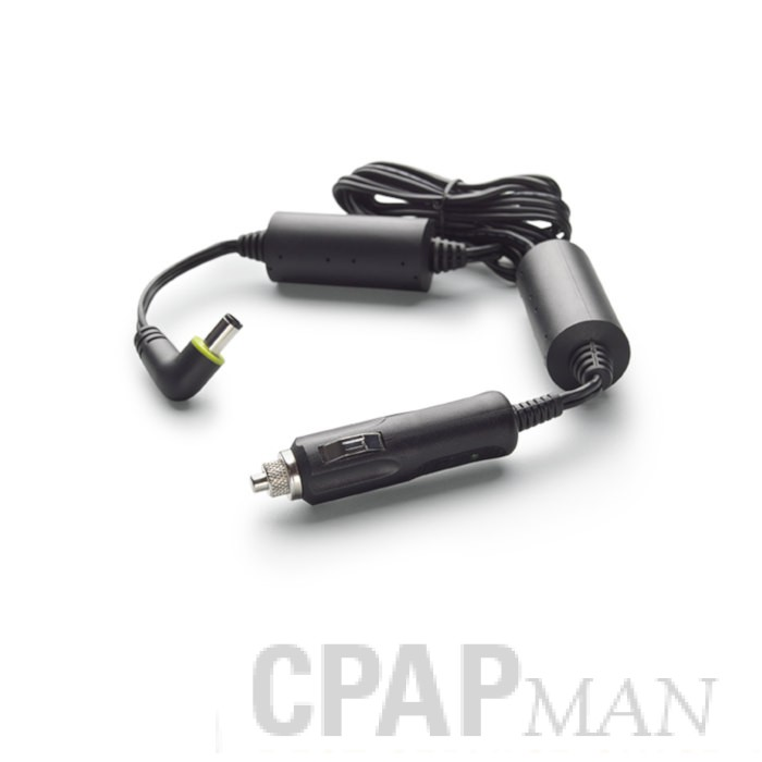 Philips Respironics DreamStation CPAP/BiPAP 12v DC Cigarette Lighter Power Cord