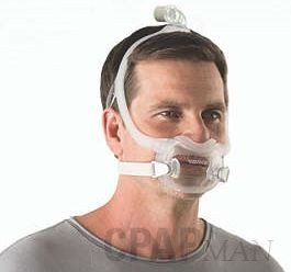 Respironics DreamWear Full Face CPAP Mask