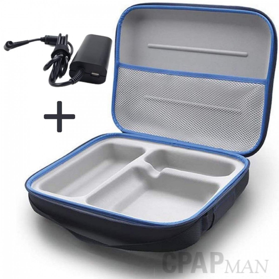 Philips DreamStation CPAP Travel Case with 65w AC Adapter