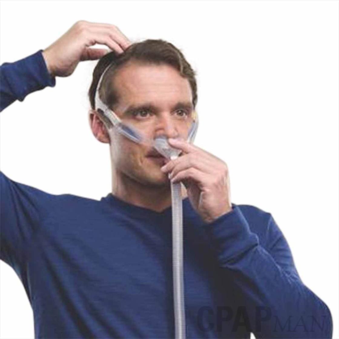 Respironics Nuance Gel Nasal Pillow CPAP Mask