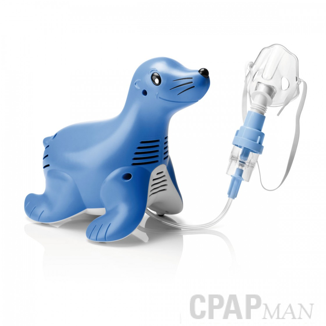 Respironics Sami the Seal Nebulizer Compressor