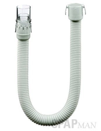 Amara View Full Face CPAP Mask Short Tube - Philips Respironics