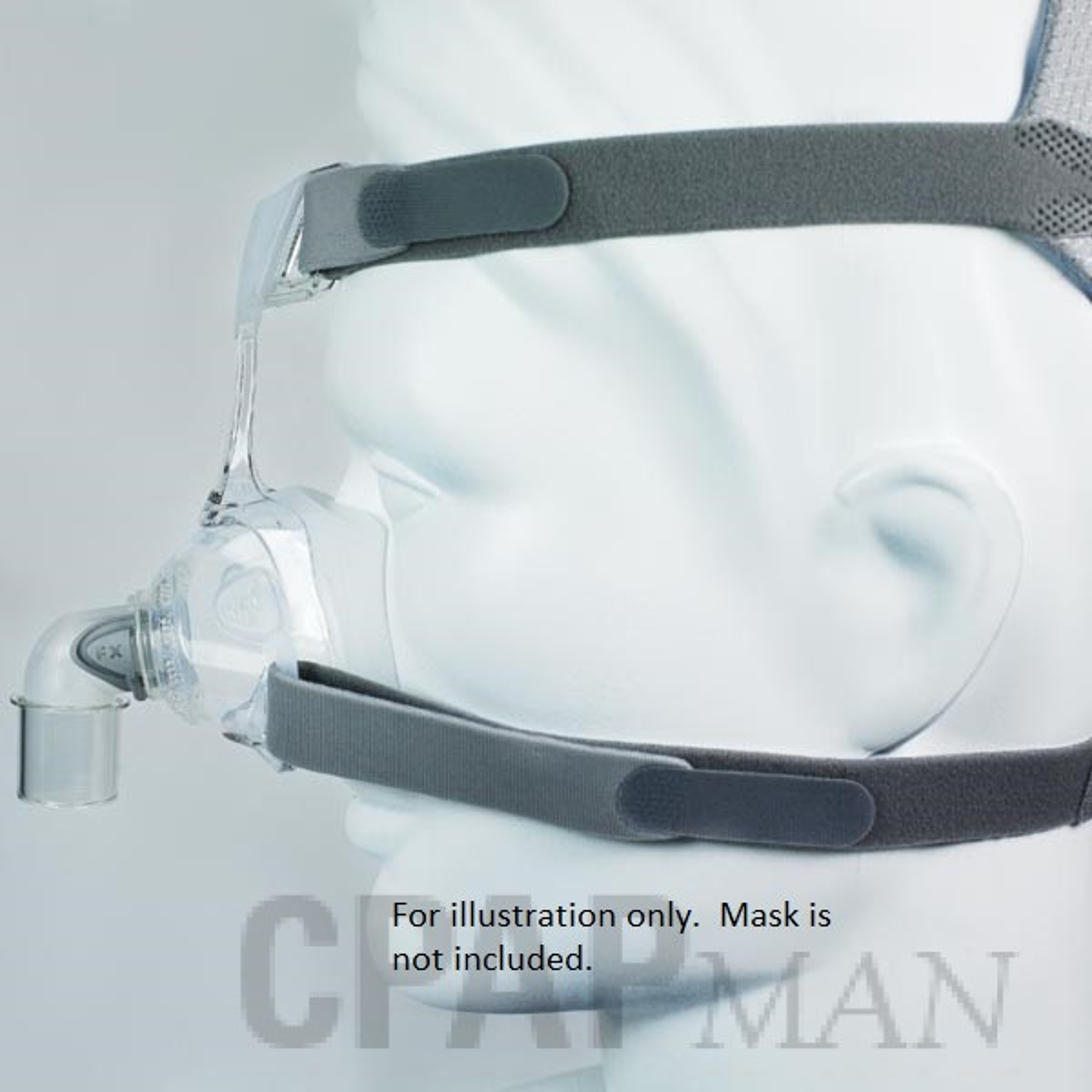 ResMed Mirage FX CPAP Mask Headgear