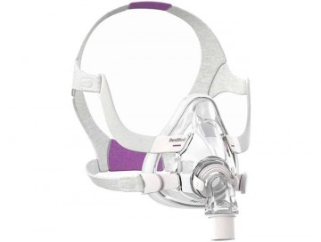 AirTouch F20 For Her Full Face CPAP Mask with Headgear By ResMed
