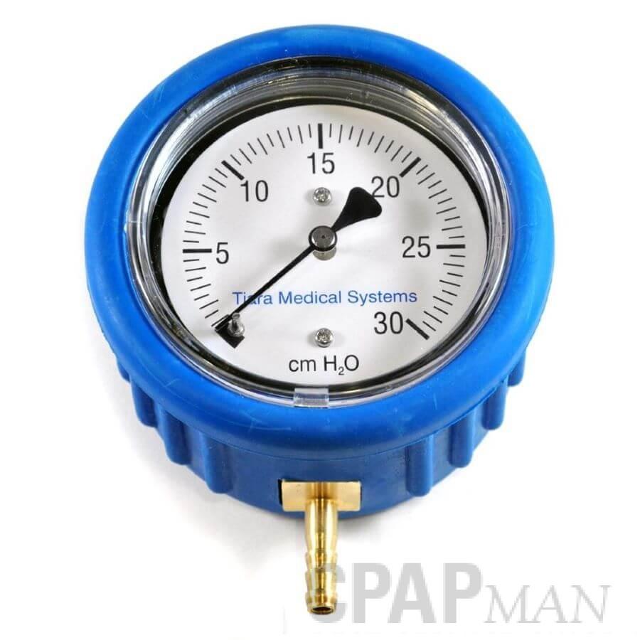 CPAP Pressure Gauge Manometer