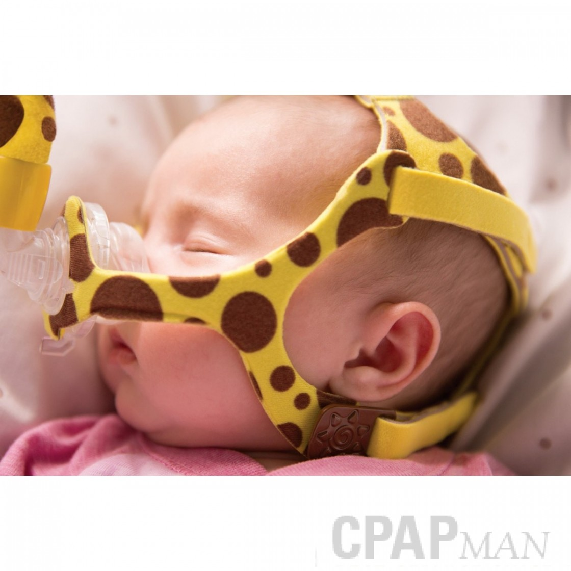 Wisp Pediatric Mask - Nasal CPAP Mask - Respironics