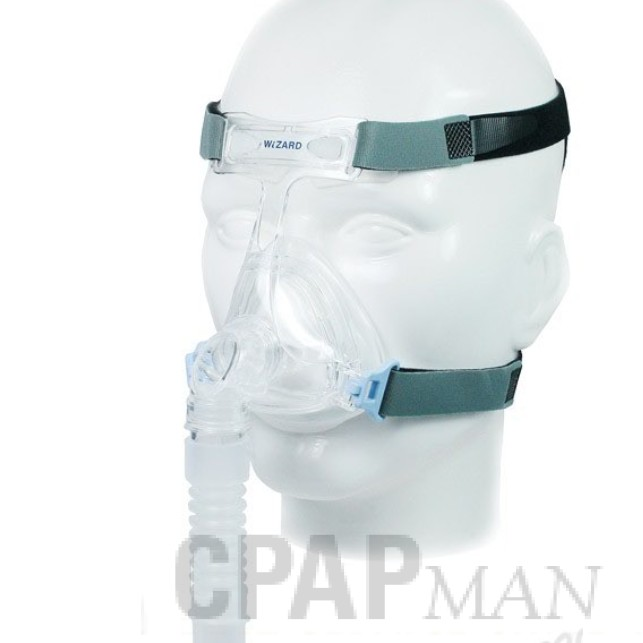 WiZARD 210 Nasal CPAP Mask with Headgear