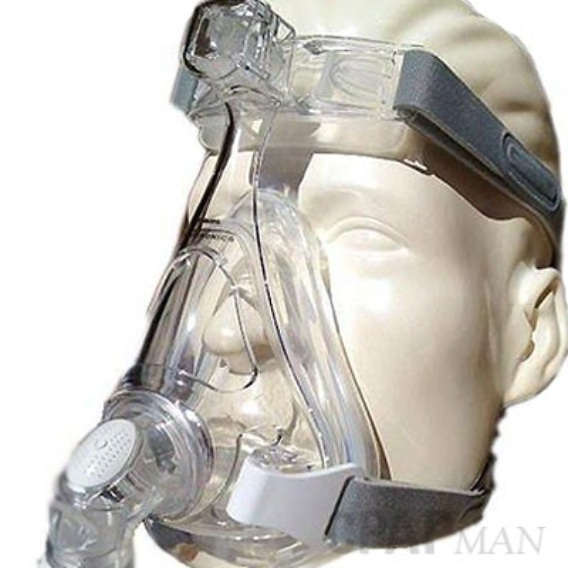 Respironics Amara Full Face CPAP Mask