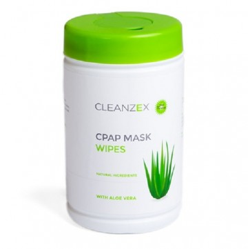Cleanzex CPAP Mask Wipes