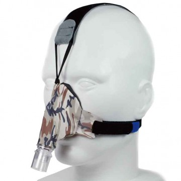 SleepWeaver Advance Cloth Nasal Mask with Headgear