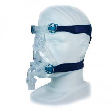 Ultra Mirage Full Face Mask with Headgear