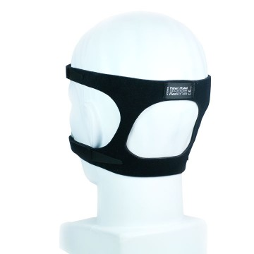 F&P FlexiFit Mask Breathe-O-Prene Strap Headgear for 405 Masks